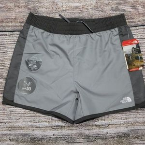 The North Face Girls Class V Water Shorts XL New